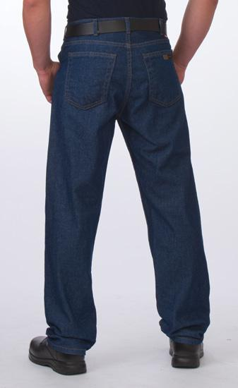 TX910IN14 / RELAXED FIT JEANS 14 OZ WESTEx indura 100% COTTON NFPA 70E /