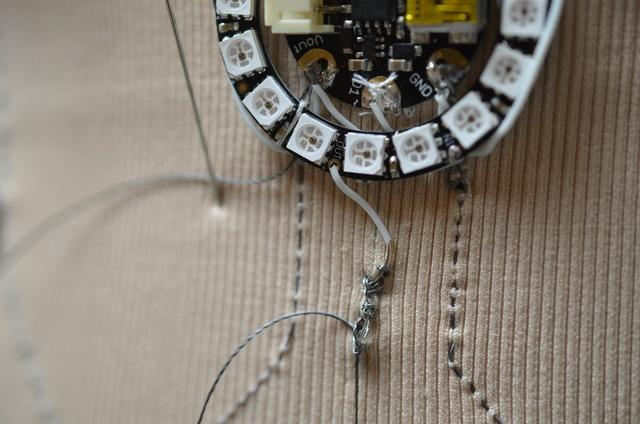 over and around it with conductive thread.