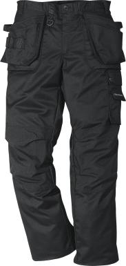 ALSO IN WOMEN S MODEL SEE PAGE 146 210 530 539 930 BUILDING & CONSTRUCTION CRAFTSMAN TROUSERS 241 PS25 Article no 100544 Mechanical stretch quality / 2 tuckable, CORDURA reinforced loose-hanging
