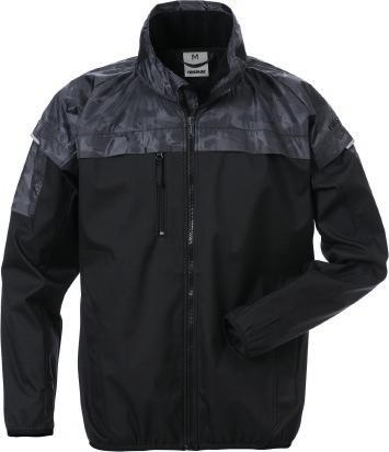 WINDPROOF AND WATER- REPELLENT COLOUR 331 NEW COLOUR 740 STRETCH QUALITY WINDPROOF WATER- REPELLENT BREATHABLE 540 540 896 941 740 WINDPROOF FLEECE JACKET 4411 FLE