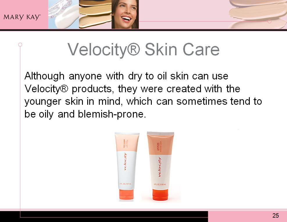 Introducing Velocity Skin Care!