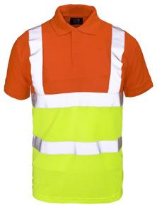 POLO SHIRTS HI VIS POLO SHIRT For a smarter alternative to a standard t-shirt, why not go for a Hi Vis Polo Shirt?