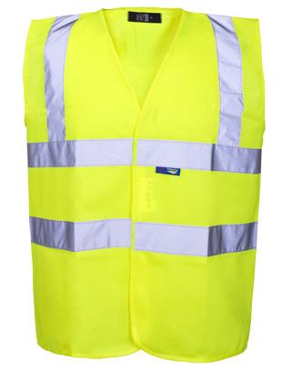 It boasts Class 2 hi-vis protection making it an essential addition to your protective workwear range.