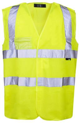 VESTS HI VIS PULL APART VEST If you work within the transport industry, our Hi Vis Pull Apart Vest is the waistcoat for you.