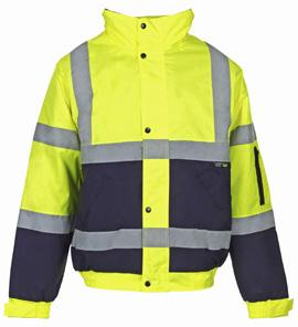 JACKETS HI VIS STANDARD STORM BOMBER JACKET If you re looking for a bomber jacket that offers you extra protection against bad weather then our Hi Vis Standard Storm Bomber Jacket should be at the