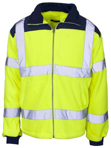 It features a large rain patch to help protect you against the elements whilst still providing the comfort and hi-vis