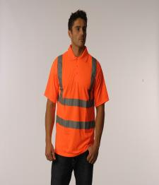 43 Hi-Vis 2 Soft Shell Jacket Hi-Vis Orange Anorak Hi-Vis Polo Shirt Ref: VWJK 176 Sizes: S-3XL Ref: A1G2T Y