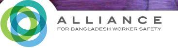 SAFER PRODUCTION IN BANGLADESH Inspected