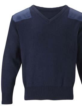 THE CLASSIC UNISEX SECURITY JUMPER Exert your authority in our classic security