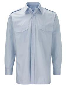 THE ESSENTIAL PILOT SHIRT The essential pilot style shirt - in widespread use throughout the security industry.