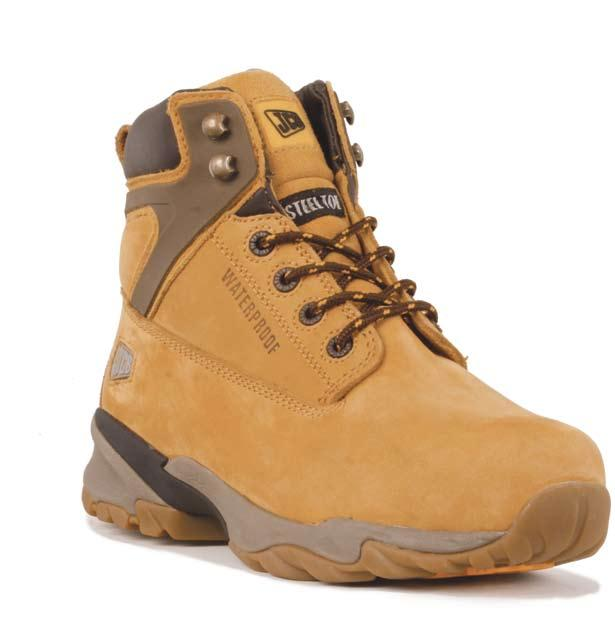 fast track f/track/h Honey Nubuck boot Fully