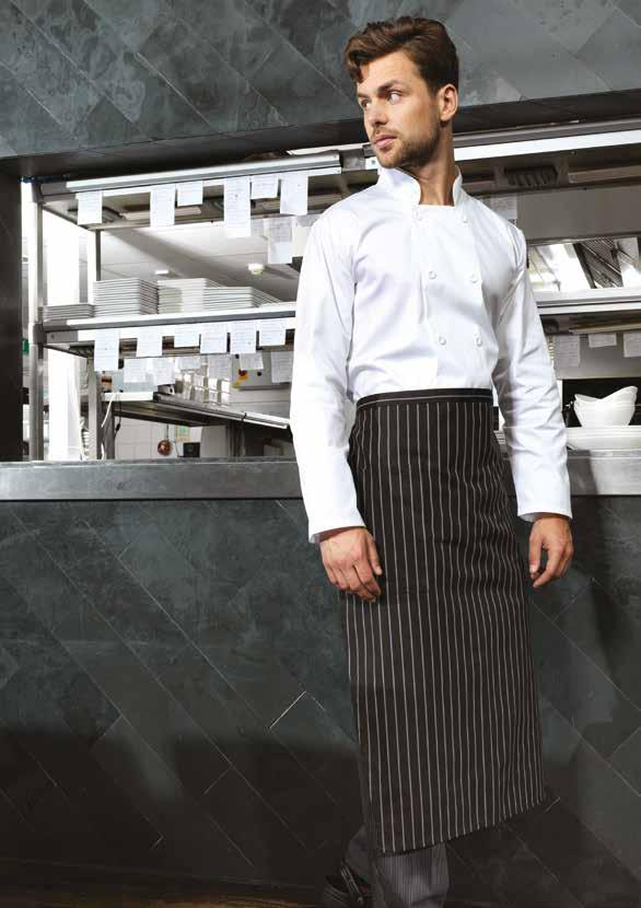 GOURMET STYLE SIZE CHEF S TROUSERS GUIDE PR55, PR553 Call size XS S M L XL XL Waist to fit (in) 8/30 3/34 34/36 36/38 38/40 4/44 Waist to fit (cm) 7/76 8/86 86/9 9/96 96/0 06/ (Regular leg 30.