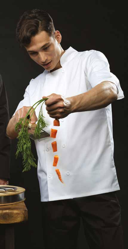 extensive range of chef s jackets, trousers, scarves, caps and aprons.