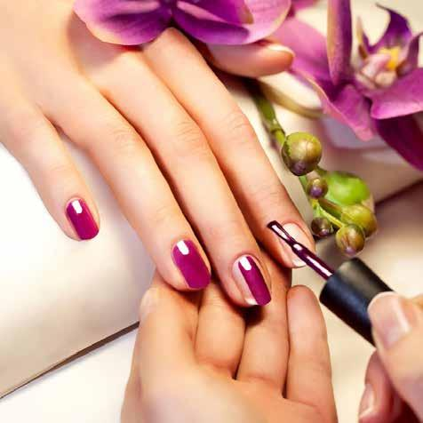 SHELLAC / GELISH These innovative nail technologies that lasts longer and is more durable - chip and scratch resistant with a stunning selection of colours to dazzle and impress.