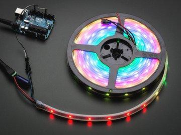compatible with modern computers) A 1M NeoPixel Strip - We are using 30 LED-per