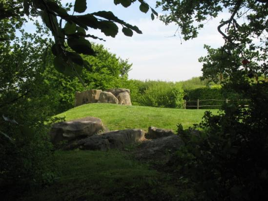 CL012) Coldrum Longbarrow from