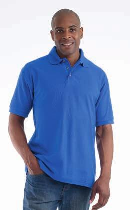POLYCOTTON POLO SHIRTS All prices in this Catalogue exclude VAT WORKWEAR 1 2 3 FAR RIDGE POLYCOTTON STANDARD POLO SHIRT A comfortable polo shirt ideal