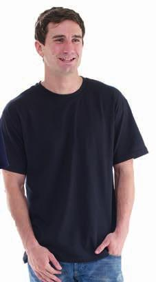 8 MENS T-SHIRTS FAR RIDGE COTTON T-SHIRT 100% heavy cotton fabric. Ideal for the workplace and embroidering with a company logo.