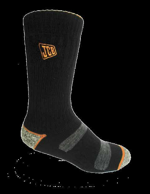 HANLEY Socks C-BZ Ribbed comfort welt Anti-blister protection re-inforced with Kevlar Anti-blister