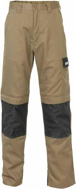 THE MAX Trouser D-WH / D-WB Rear pocket Comfort fit waistband Thigh pocket