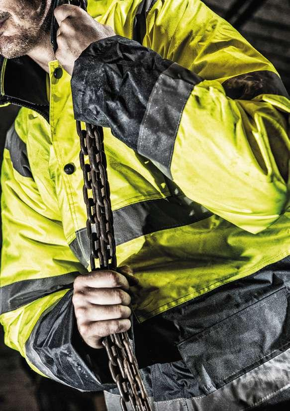 pages 4-5 HI-VIS StandSafe s range of Hi-Vis garments are fully compliant with British and European safety standards and offer the effective and lasting quality that our customers have come to expect.