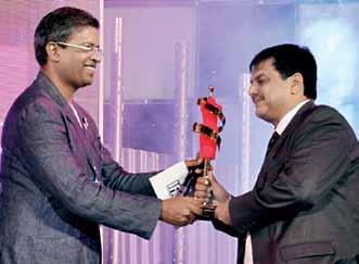 Most Admired al Partner of the Year in East India Lalit marda Benetton Most Admired Multi