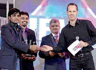 Mehta, In Vogue, Ahmedabad The Triumph IFA Awards were given