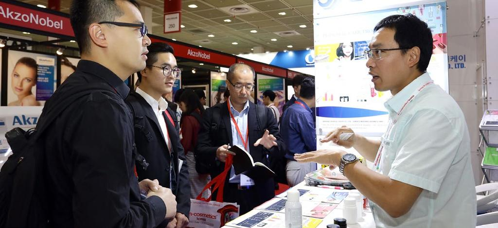 in-cosmetics Korea helps extend the Korean wave for years to come Having established itself as the biggest and most high-profile personal care ingredients event in the country, in-cosmetics Korea saw