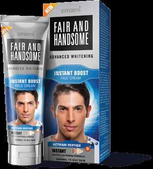 Instantly reverse the daily damage and dullness of skin Men s skin is different from women s skin; it is tougher.