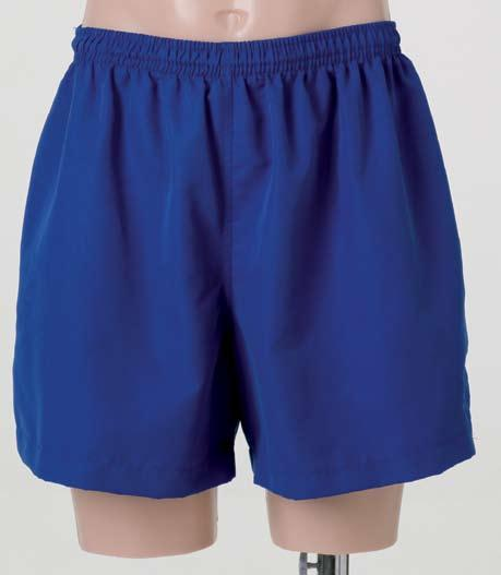 Uniform 060 Sport shorts Microfibre peach skin. Two side pockets and side split at the bottom leg hem.