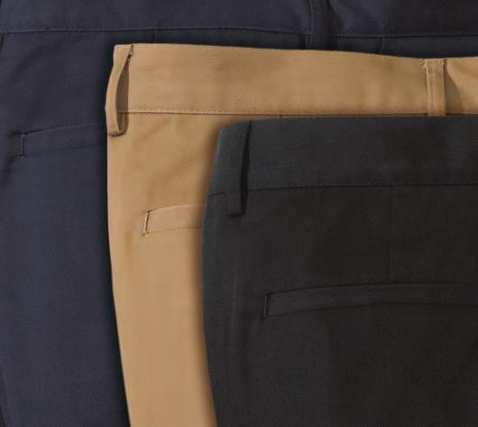 Cargo pocket with Velcro closure.