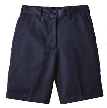 "00 2468 Men s Cargo Flat-Front 11"" Inseam Short 8468 Ladies Cargo Flat-Front 9""/9½"""