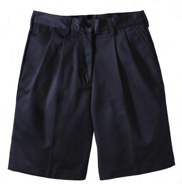 50 Tuff-Tested Industrial Launder Soil Release Moisture Wick Casual chino shorts have