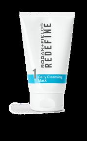 REDEFINE REGIMEN For the Appearance of Lines, Pores and Loss of Firmness HOW DOES THE REDEFINE REGIMEN WORK?