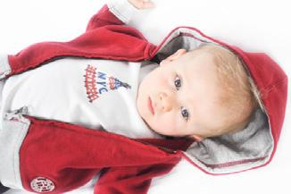 Autumn Clothes Guide for Babies One of the challenges for parents of bubs here in Australia is dressing their bub appropriately as the seasons start to change.