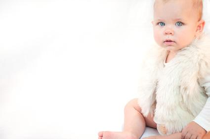 Dressing your little ones for winter Despite the fact that the weather can be grey and gloomy, your little one s wardrobe needn t be.
