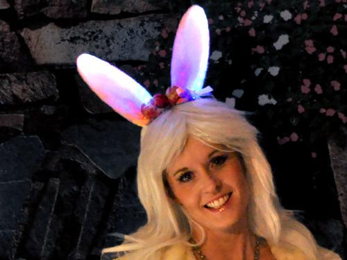 Bunny Ears with MakeCode Created by Erin St