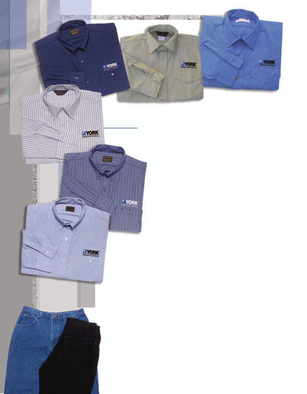 Our shirts offer buttons unless specified to have snap front.