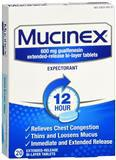 53OZ Generic for Vicks Vaporub 162-4311 $4.12 MUCINEX EXTENDED RELEASE TABLETS 20CT 143-8928 $15.