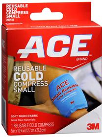 FIRST AID SUPPLIES ACE COLD COMPRESS REUSABLE 287-6639 $7.