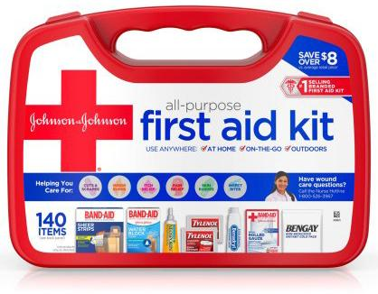 Over-the-Counter Health Products FIRST AID