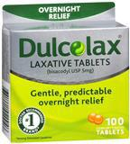 23 DULCOLAX TABLETS 5MG 100CT 201-9198 $27.