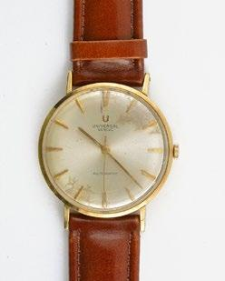 Signed Longines on the dial, 1960 s Weight: 29.0g - Diam.