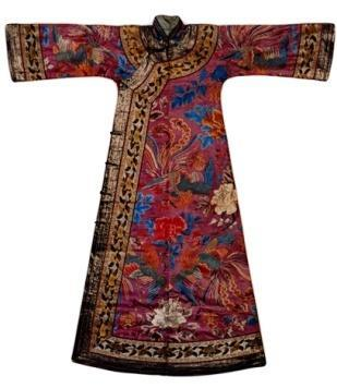 a Traditional Qipao
