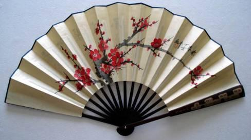 Chinese style parasol.