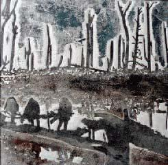 Exhibi{ions COVER: Picturesque Chester: The City in Art Until 12 October The Great War: Personal Responses by Cheshire Artists Network Exhibition Gallery Two Members of Cheshire Artists Network have