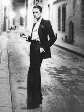 2. The History of a Tuxedo Fig 2. Star of the screen, Jack Buchanan, was a British fashion maverick wearing a tuxedo in the 1920s.