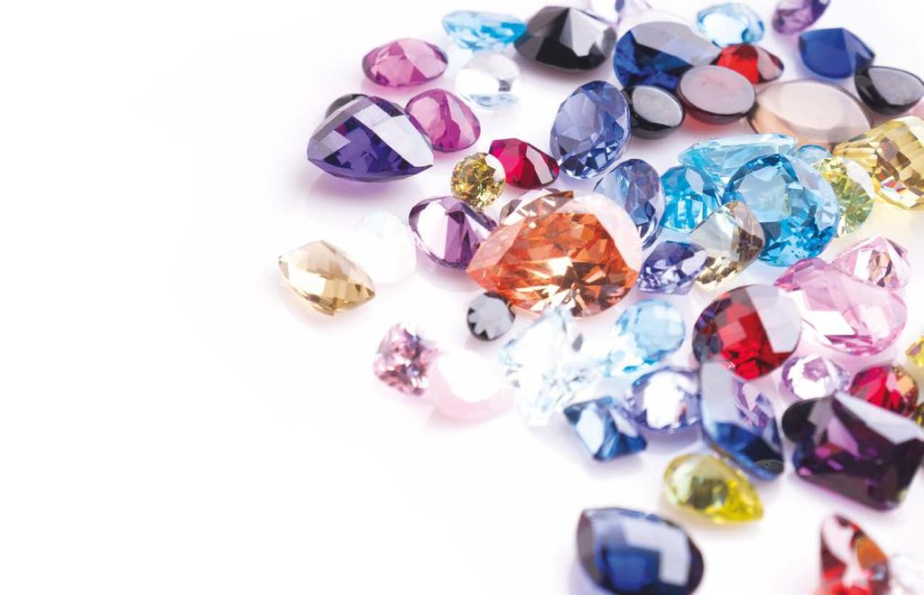 INSIGHT GEM PROJECTIONS Changes in consumer profiles and expectations are having a profound impact on the coloured gemstone sector.