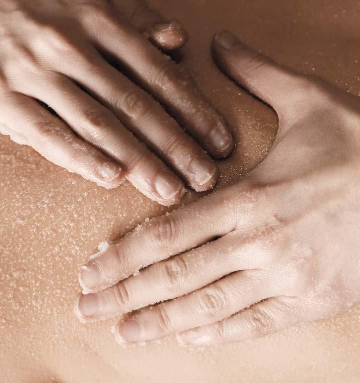 All 62 All 56 SELECTED BODY AREA MASSAGE ESPA Aromatherapy Massage for selected body areas.