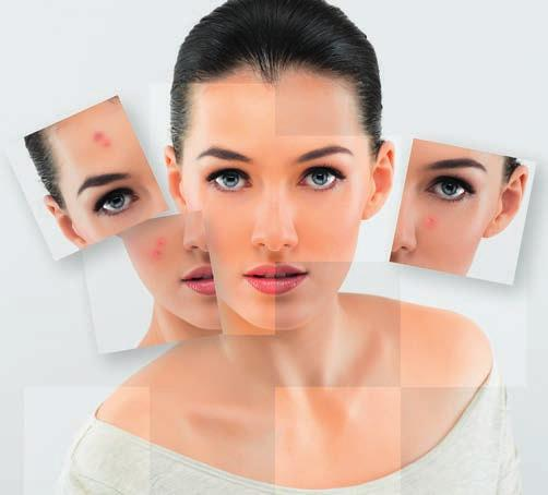 PRODUCTION INGREDIENTS Strategy against skin ageing and sensitive skin Anti-inflammatory skin care An interesting active ingredient that eases inflammatory processes Dr.